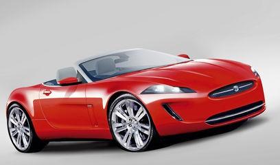 jaguar XE coupé ou cabriolet