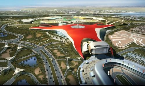 Abu-Dhabi-Ferrari-world