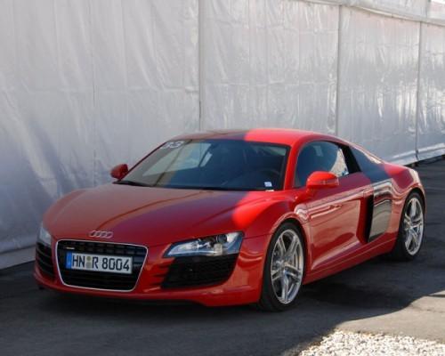Audi R8 V10 Rouge