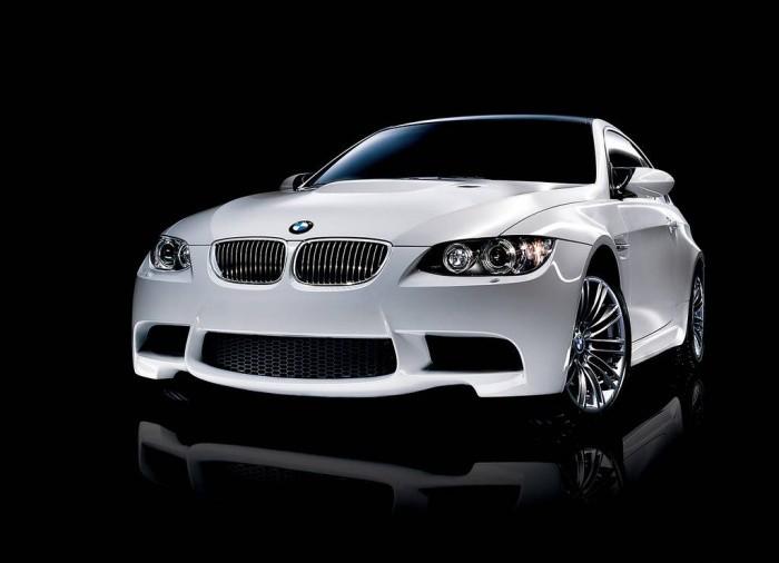 BMW M3 Alpin Weiss