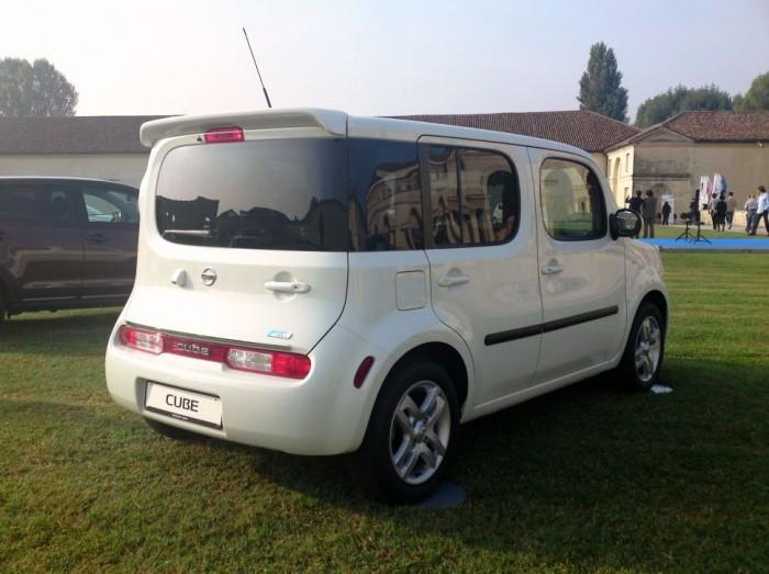 Nissan Cube Euro spec