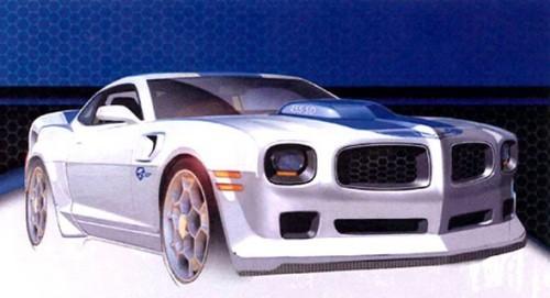 Lingenfelter dévoile sa Trans Am Concept 2010
