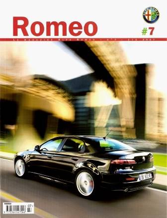 Magazine Alfa Romeo