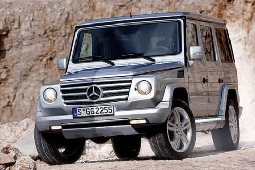 Mercedes Classe G 2011