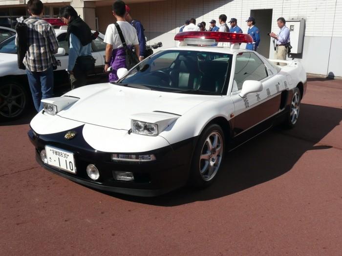 NSX_Police_Car
