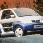 Opel Maxx 1995