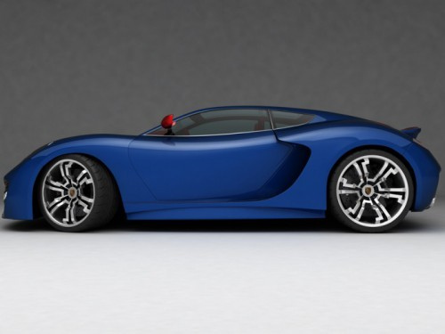 Porsche-Supercar-Concept-2