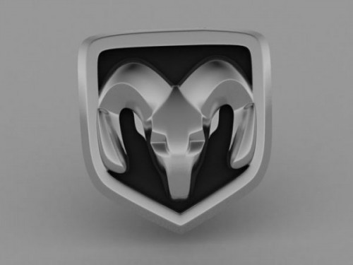 beau logo dodge