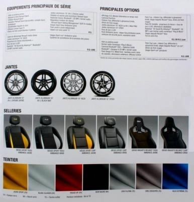extrait catalogue megane rs 2010.2