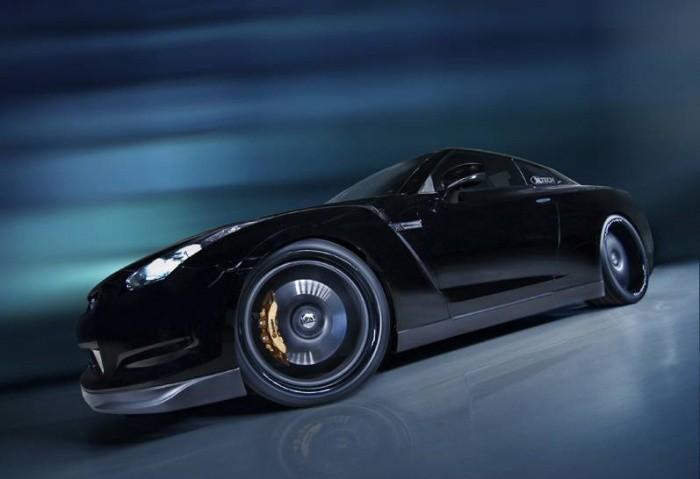 nissan gt r project by illtech les 600 chevaux du bonheur blog automobile. Black Bedroom Furniture Sets. Home Design Ideas