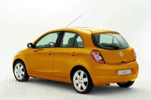 preview Nissan Micra 2011.2