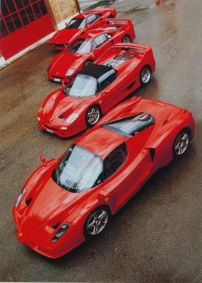 288GTO,_F40,_F50,_ENZO_Ferrari