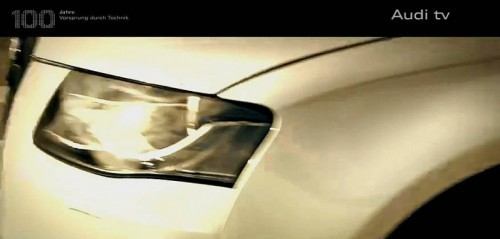 Audi A8 2010 in Audi TV