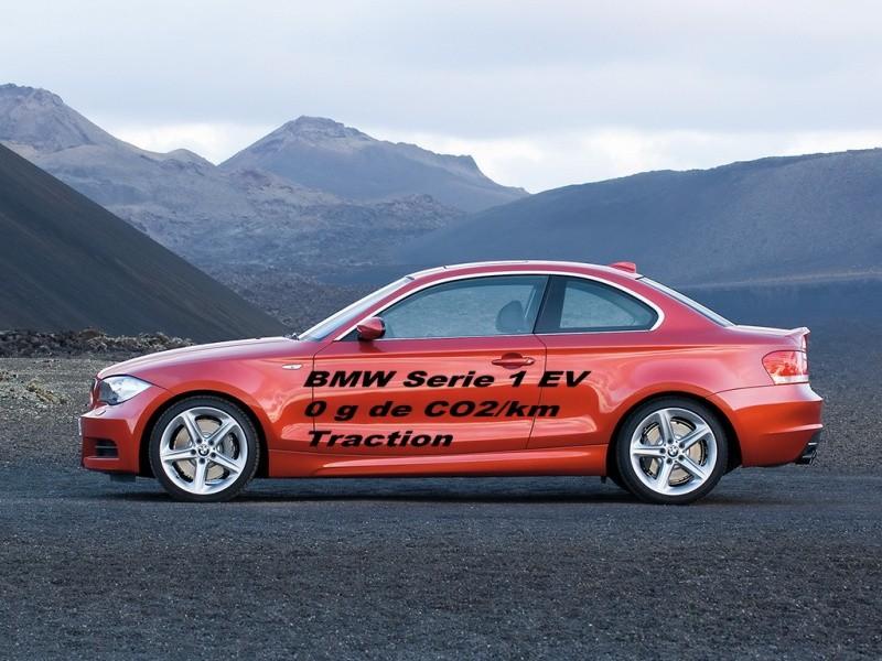 BMW serie 1 EV 2009