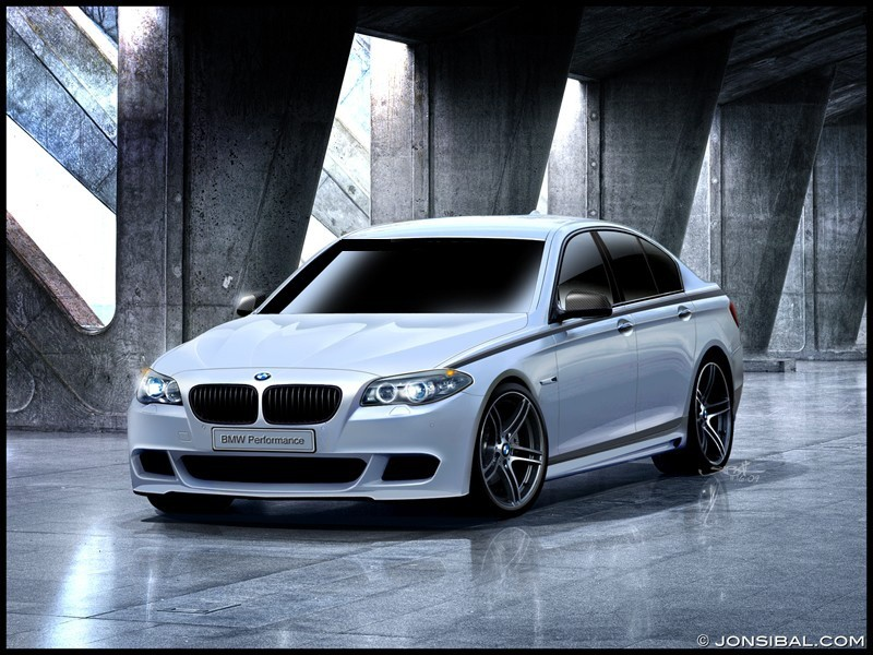 BMW serie5 F10  Pack Perf by Jonsibal