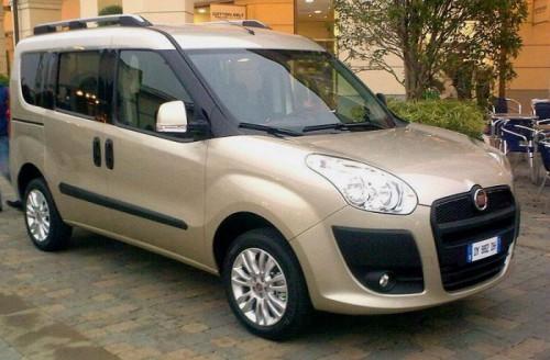 FIAT DOBLO 2010.1