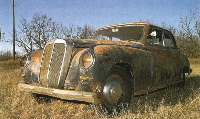 HORCH 1956