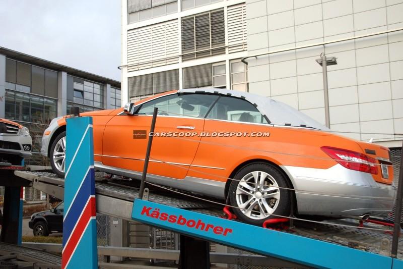 Mercedes-E-Class-Convertible-Orange-4