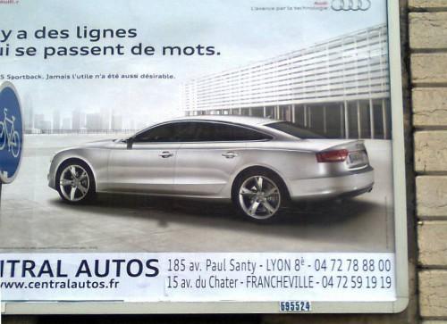 Vont etre content chez Audi