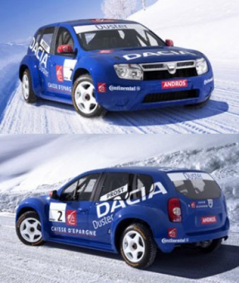 duster 4x4 Trophée Andros