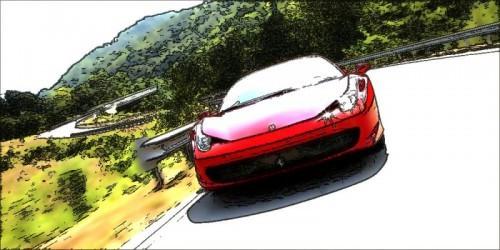f458-italia_on the road