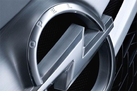 logo Opel 2009