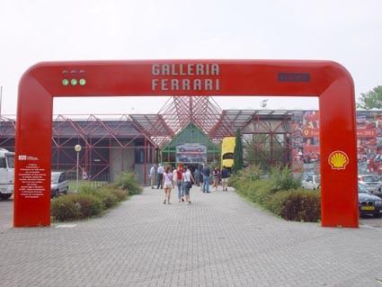 musée Ferrari Maranello
