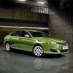roewe 550 green