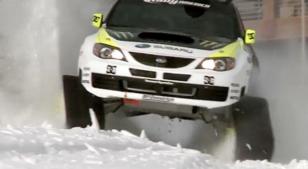 snowtank of ken block