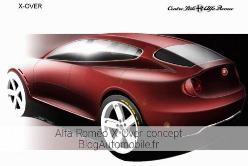 Alfa Roméo X-Over