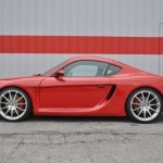 Photo 5 480 p 150x150 Porsche Cayman S by TPC Racing : Mordant !