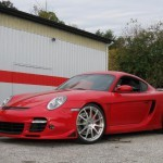 Photo 5 56 p 150x150 Porsche Cayman S by TPC Racing : Mordant !