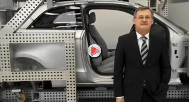 Audi-A1 et Werner Zimmermann alias Mr Qualité