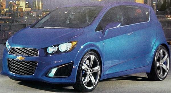 Chevrolet Avéo 2011