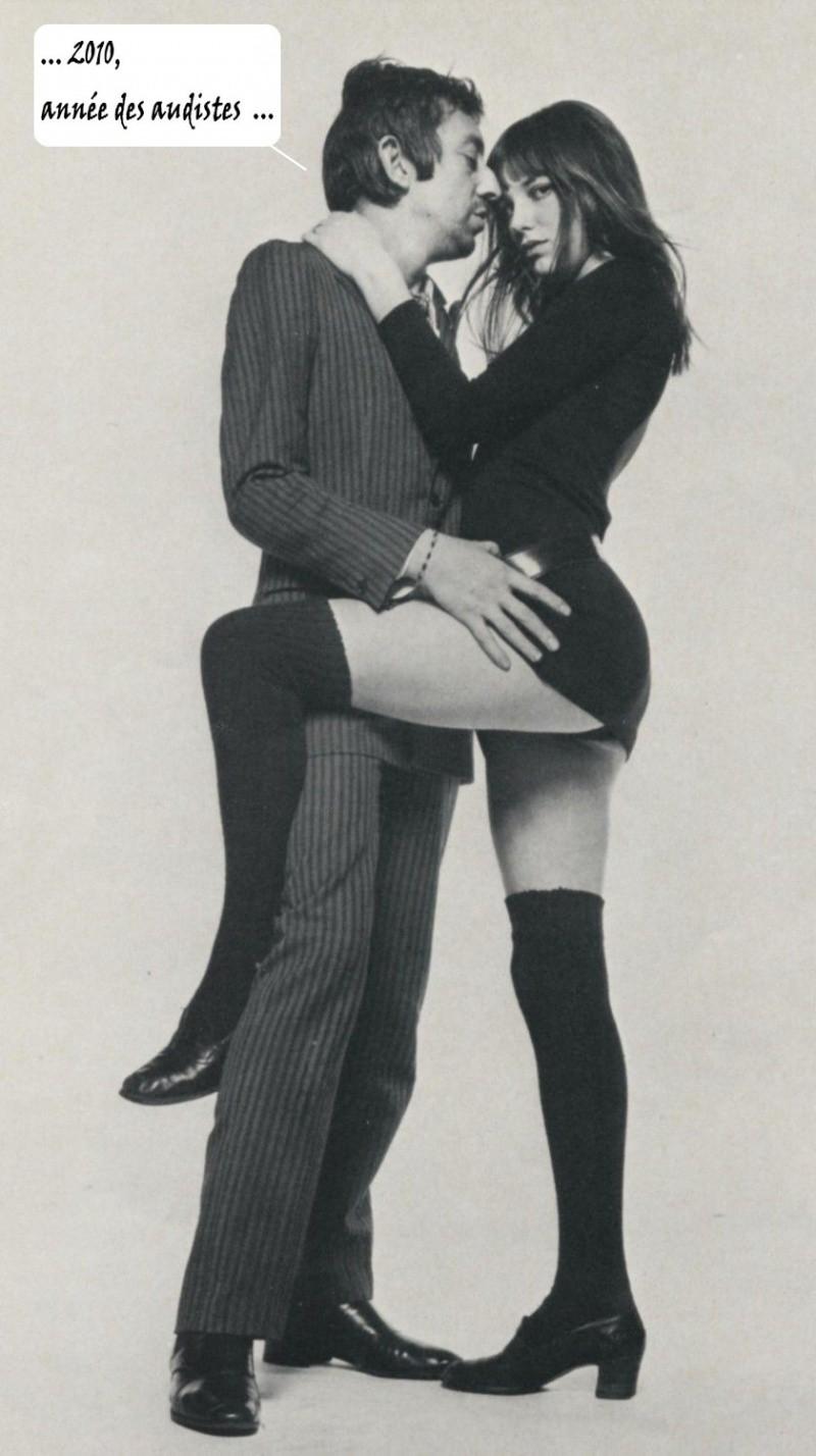 Gainsbourg et Birkin - 69, année érotique-