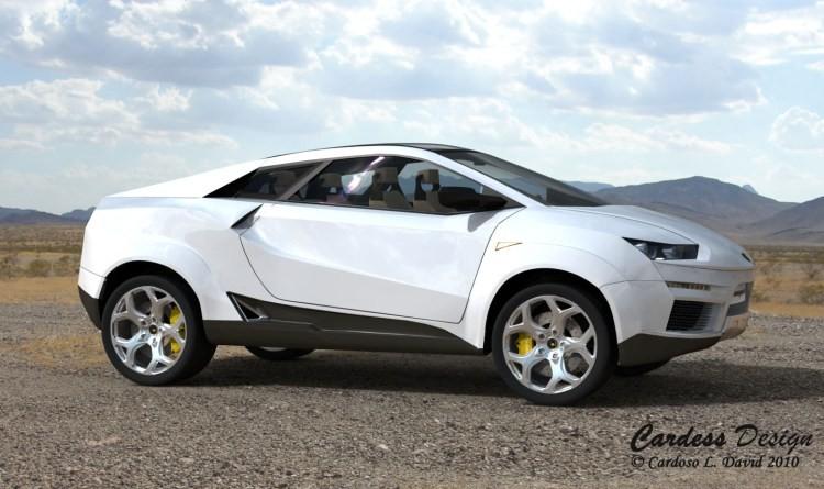 Lamborghini-SUV-3