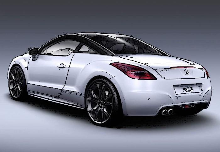 Peugeot-RCZ-Limited-Edition