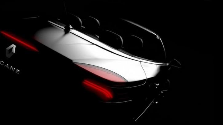 Teaser Renault Megane CC 2010