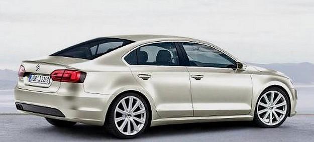 VW jetta 2010 preview
