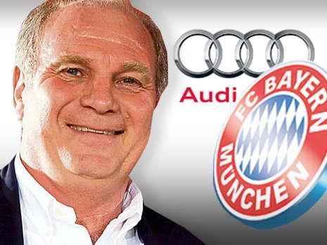 audi et le Bayern