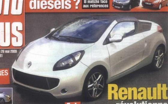 Photo autoplus mai 2009.1 560x346 Renault Twingo CC : Quand Norev confirme les infos et les previews...