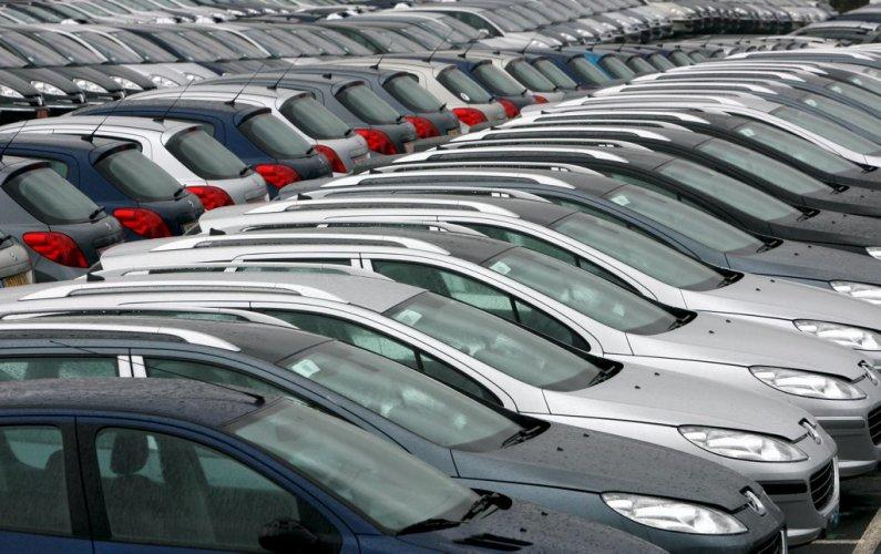 marché auto 2009
