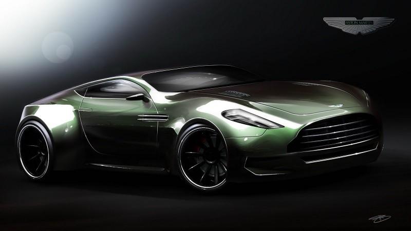 Aston Martin Veloce 1