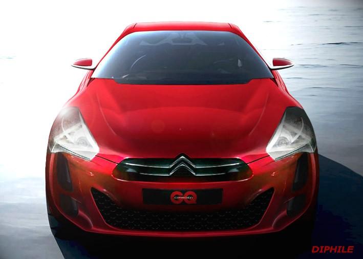 Citroen GQ Concept premier preview
