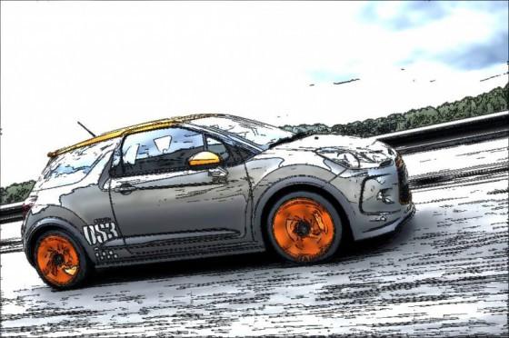 DS3 Racing en vidéo