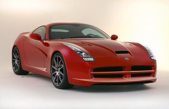 Dodge Viper 2012 preview