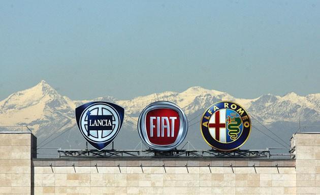Fiat-Lancia-Alfa Romeo