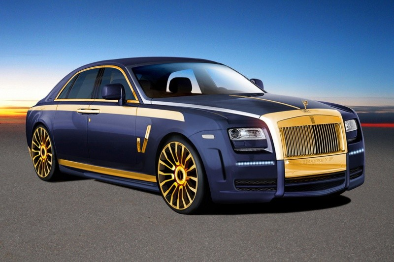 Mansory_RR_Ghost_front