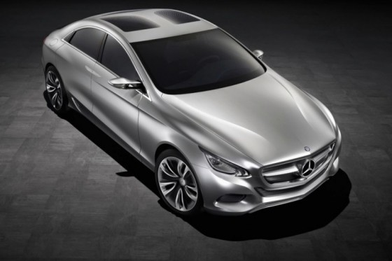 Mercedes F800 Style : Spirit of the CLS