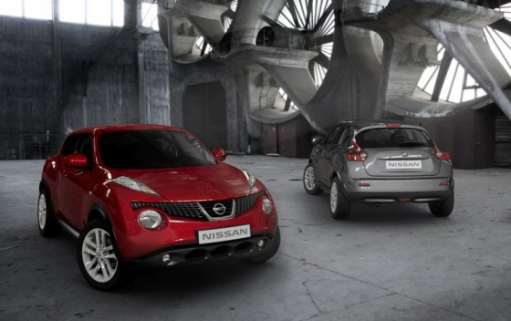 Photo Nissan Juke 22 560x352 Nissan Juke : La suite ...